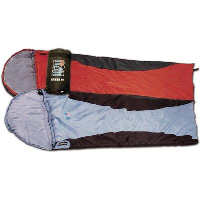 Little Pup 80g Sleeping Bag 10C Red/Black