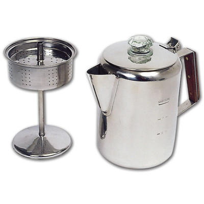 Stainless Coffee Percolator 9 cup
