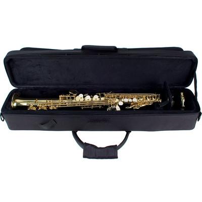 Case Sax Soprano Protec PB310 PRO PAC - Black - Protec - PB-310