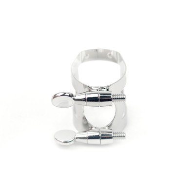 Rico Ligature for Eb Clarinet - Nickel - Rico