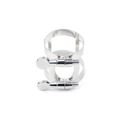 Rico Ligature for Bb Clarinet - Nickel - Rico