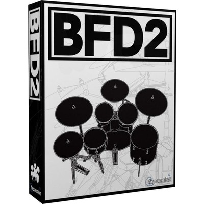 Software Fxpansion BFD V.2.0 - FXpansion - FXBFD002