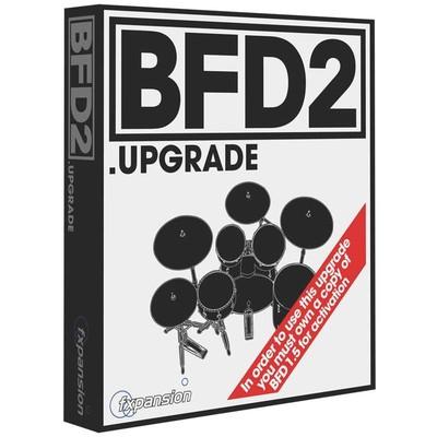 Software Fxpansion BFD V.2.0 Upgrade - FXpansion - FXDC001