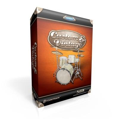 Toontrack Custom & Vintage SDX - Toontrack - TT125