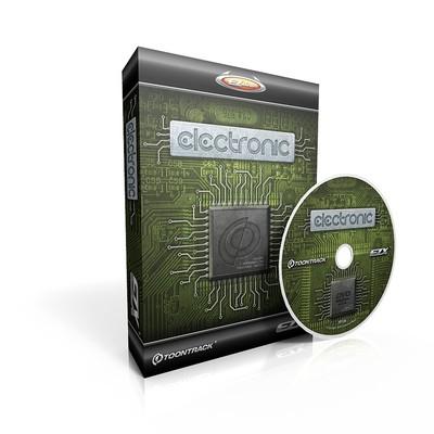 Toontrack Electronic EZX - Toontrack - TT124SN