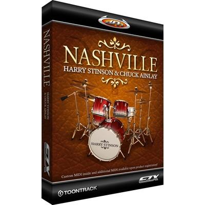 Toontrack Nashville EZX Expansion Pack - Toontrack - TT111SN