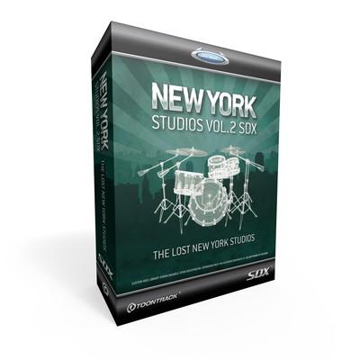 Toontrack New York Studios Vol.2 SDX - Toontrack - TT122