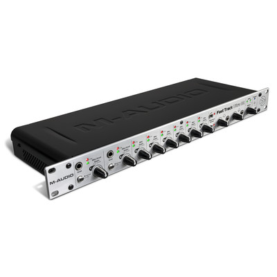 M-Audio Ultra 8R Fast Track Interface Rackmount