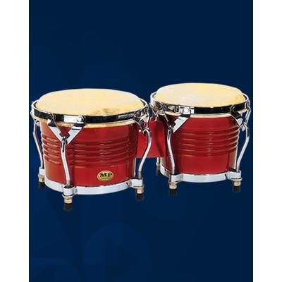 Bongos Mano Percussion MP-1778RW Red Wood - Mano Percussion - MP1778-RW