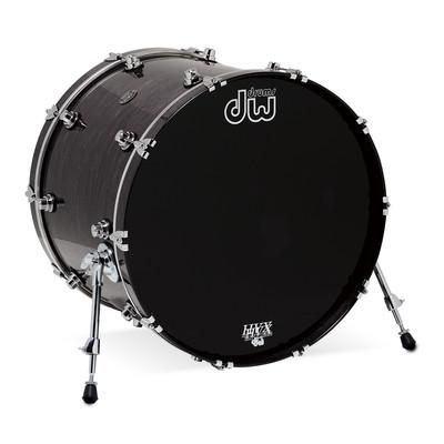 "DW Performance Series Bass Drum - 18""x22"" - Ebony Stain - DW - DRPL1822KKES"