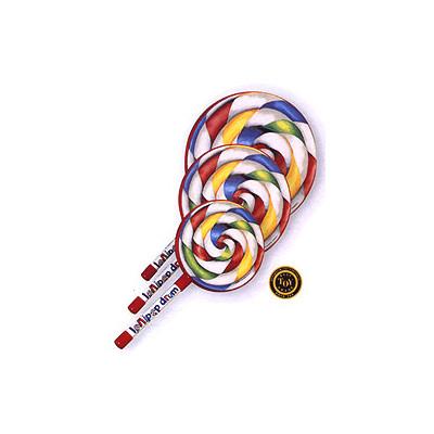 """Remo EY-7106-00 Kids Lollipop Drum - 1""""x6"""" - Remo - ET710600"""