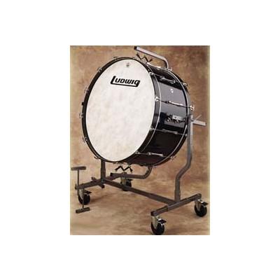 """Concert Bass Drum - 14""""x28"""", Mahogany - Ludwig - LECB28XXM"""