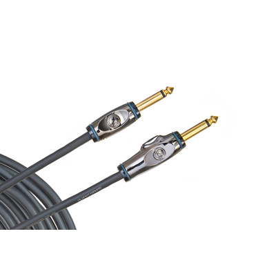 Planet Waves Circuit Breaker Instrument Cable - 15' - Planet Waves - PW-AG-15
