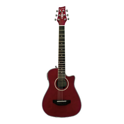 Guitar Acoustic Beaver Creek BCRB501CEMR Traveller Met Red