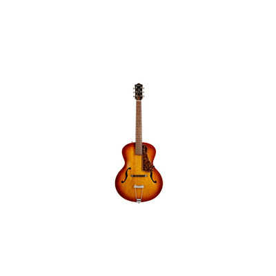 Godin 5th Avenue Acoustic Guitar - Cognac Burst - Godin - 031252