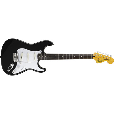 Squier Vintage Modified Stratocaster - Vintage Blonde, Rosewood Fingerboard - Squier - 030-1205-507