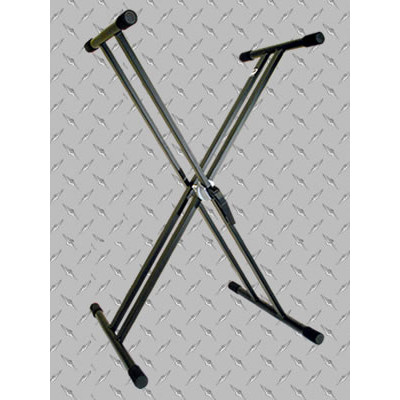 Profile Double Braced X-Style Keyboard Stand - Profile - KDS400D