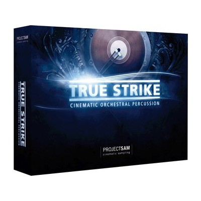 Software ProjectSam True Strike Vol 1 - Project Sam - PS-TS1