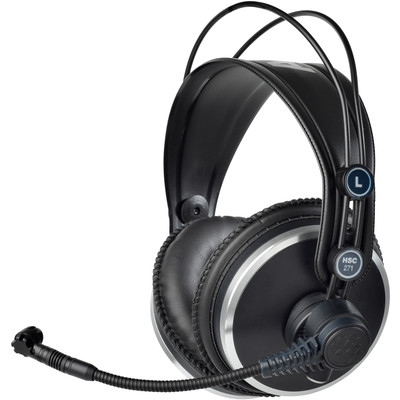 AKG HSC271 Professional Headset with Condenser Microphone - AKG - 22854 (HAHPAKGHSC271)