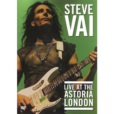 Steve Vai Live at the Astoria London - DVD - Hal Leonard - 00320433