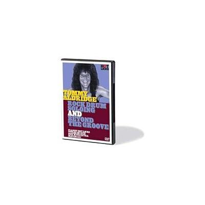DVD Tommy Aldridge Rock Drum Soloing & Beyond the Groove(DD) - Hal Leonard - 14001580