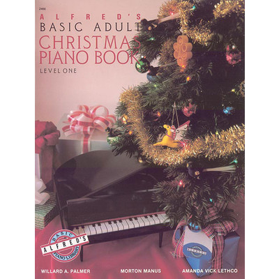 Music Alfreds Basic Adult Xmas Piano 1 - Alfred Music - 00-2466