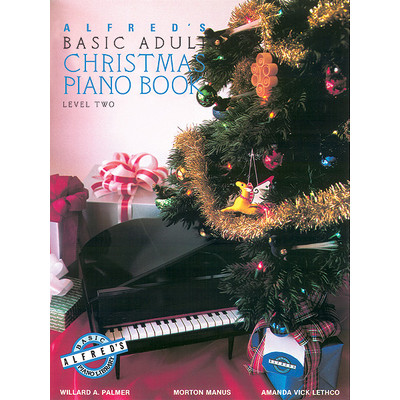 Music Alfreds Basic Adult Xmas Piano 2 - Alfred Music - 00-2467