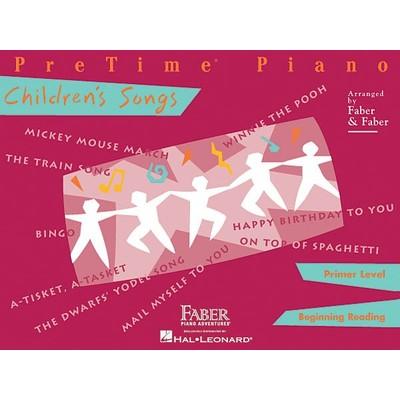Music PreTime Piano Primer - Kids Songs - Hal Leonard - 00420141