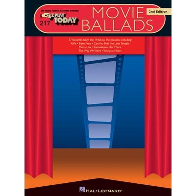 Music EZ Play Today 217 - Movie Ballads