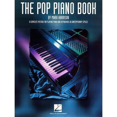 Music Pop Piano Book (PA) - Hal Leonard - 00220011