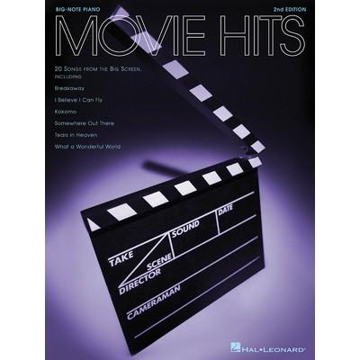 Music Movie Hits 2nd Ed (BN) - Hal Leonard - 00221804