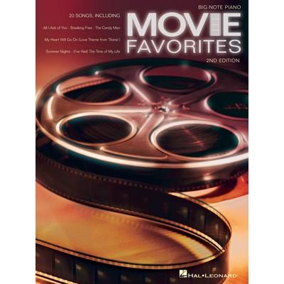 Music Movie Favorites (BN) - Hal Leonard - 00221826