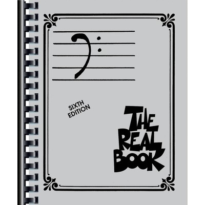 Music Real Book Vol.1 6th Ed - Bass Clef