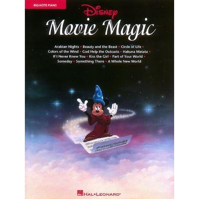 Music Disney Movie Magic (BN) - Hal Leonard - 00310194