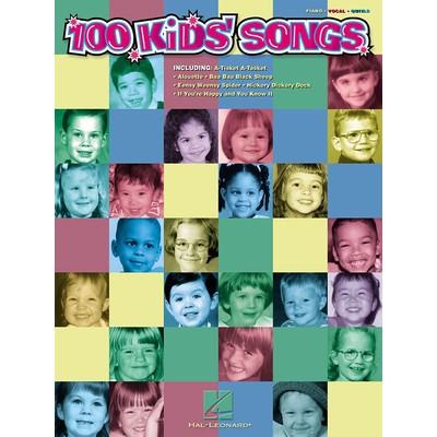 Music 100 Kids Songs (PVG) - Hal Leonard - 00310572