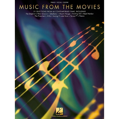Music Music from the Movies (PVG) - Hal Leonard