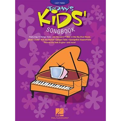 Music Todays Kids Songbook (EP)(RCM Pop 3) - Hal Leonard - 00311036