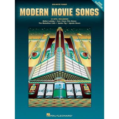Music Modern Movie Songs (BN) - Hal Leonard - 00311042