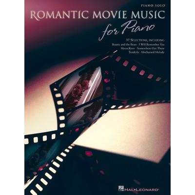 Music Romantic Movie Music for Piano (PA)