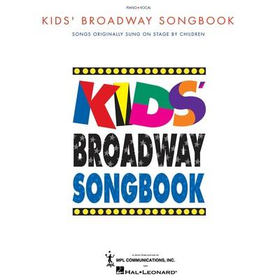 Music Kids' Broadway Songbook (PVG) - Hal Leonard - 00311609