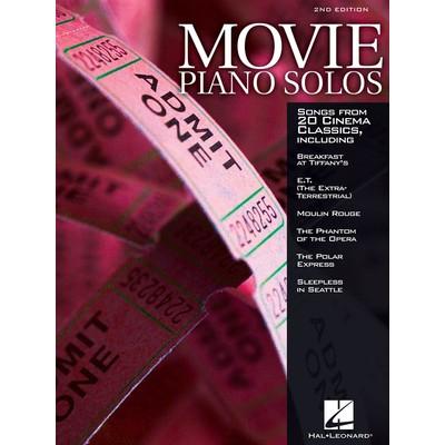 Music Movie Piano Solos (PS) - Hal Leonard - 00311675