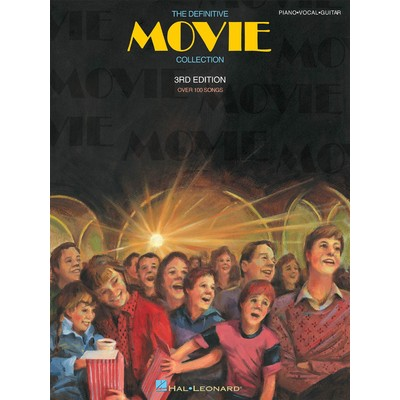 Music Definitive Movie Collection, the 3rd Ed. (PVG)