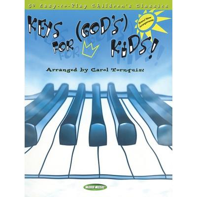Music Keys for Gods Kids (PA)