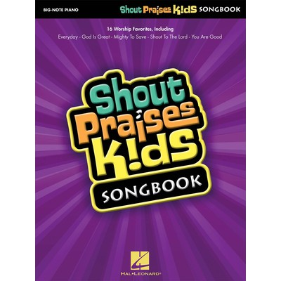 Music Shout Praises Kids (BN)
