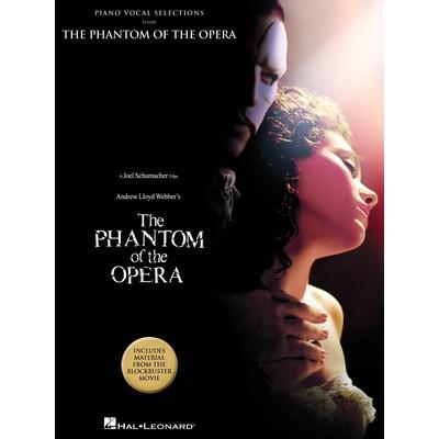 Music Phantom of the Opera - Movie Selections (PVG)
