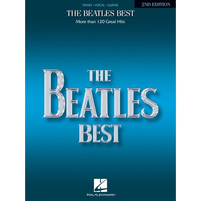 Music Beatles Best (PVG) - Hal Leonard - 00356223