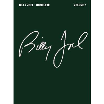 Music Billy Joel - Complete Vol.1 (PVG) - Hal Leonard - 00356297
