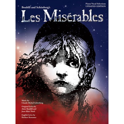 Music Les Miserables - Updated Edition (PVG) - Hal Leonard - 00360286