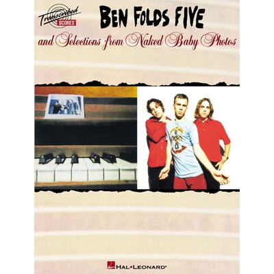 Music Ben Folds 5 - from Naked Baby Photos (TAB) - Hal Leonard - 00672427