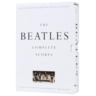 The Beatles - Complete Scores - Hal Leonard - 00673228